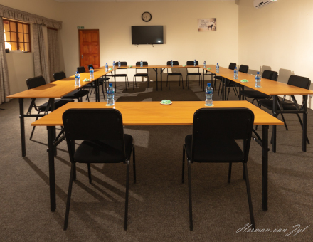 Resthaven Guesthouse Conference Room