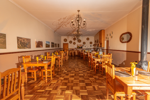 Resthaven Guesthouse Diningroom