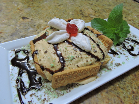Mouthwatering Desserts
